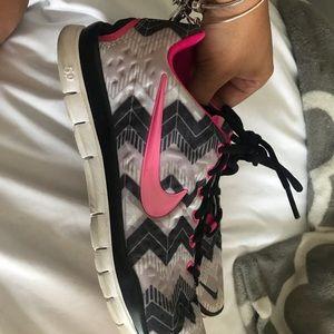 Chevron Nike Free 5.0